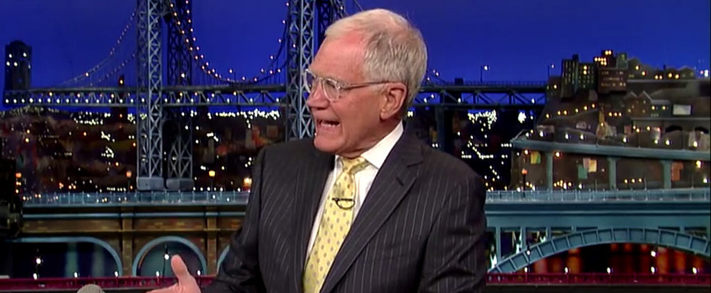"David Letterman Calls Out Governor Mike Pence: ""This Is Not the Indiana I Remember"""