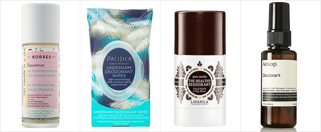 10 Aluminum-Free Deodorants That Actually Keep You Stink Free