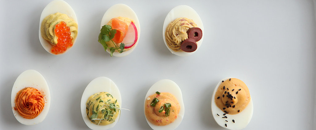 7 Deviled Egg Recipes That Require Little Effort