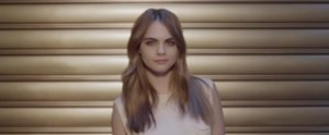Cara Delevingne Shows Off Her Drumming Skills For YSL