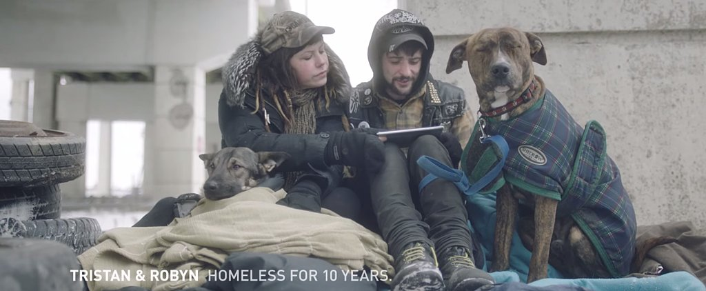 Homeless People Reading Mean Tweets Will Break Your Heart