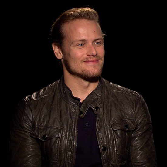 Sam Heughan on the Second Half of Outlander Season One