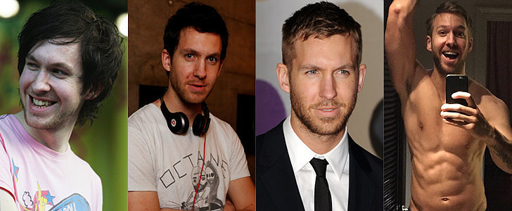 Did You Know Calvin Harris Used to Look Completely Different?