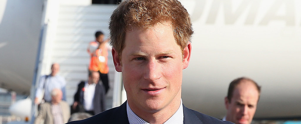 Prince Harry Might Miss the Birth of the New Royal Baby