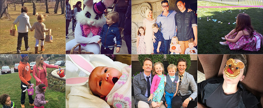 Celebrity Families Had Such Fun Easter Celebrations