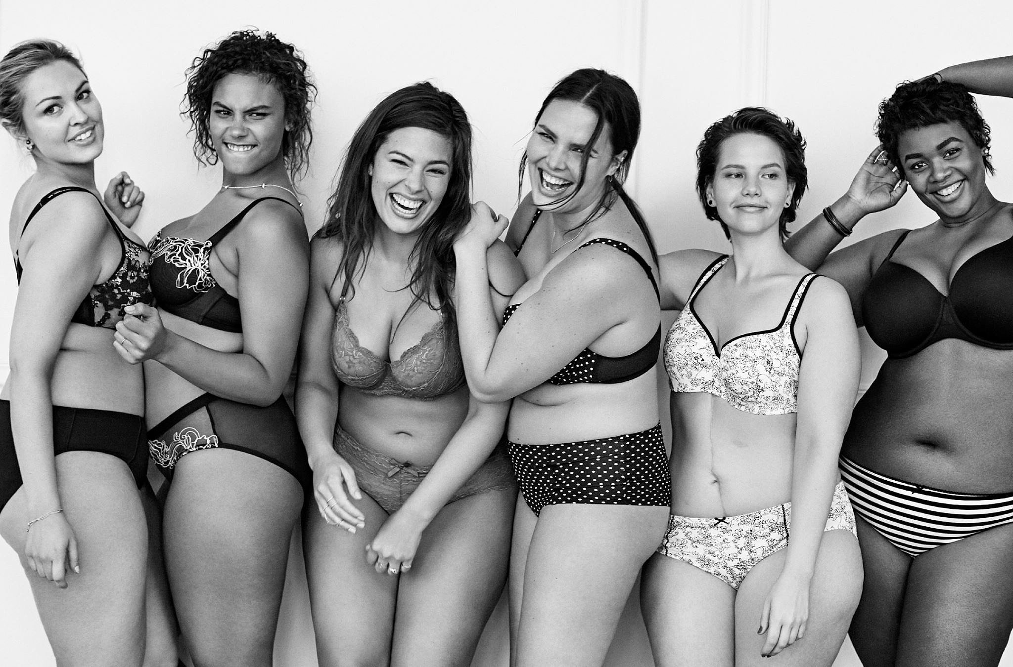 Фото обычных девушек в нижнем белье 4 фотография