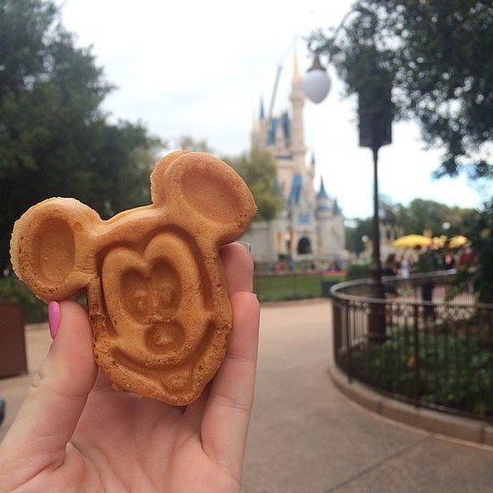Vegan Foods at Disneyland