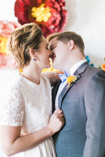 Unconventional Wedding-Beauty Ideas That Are Far From Boring