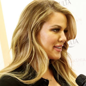 Khloe Kardashian Beauty Interview