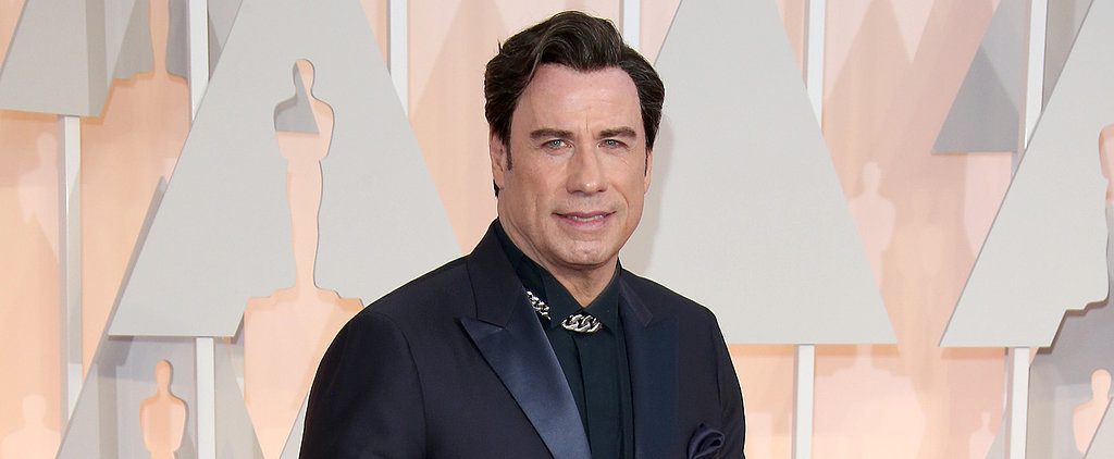 "John Travolta Says the Church of Scientology Is ""Brilliant"""