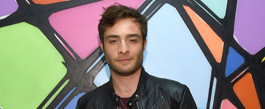 Ed Westwick Is Returning to TV!
