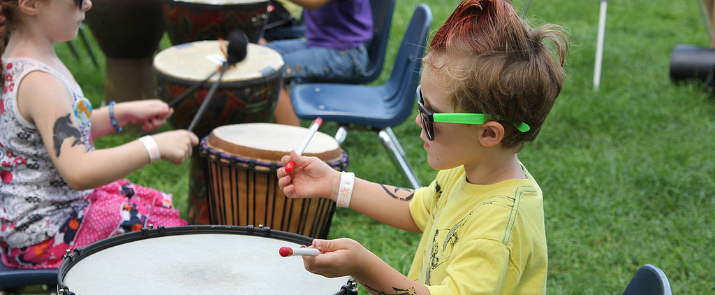 15 Music Festivals You Won't Regret Taking Your Children To