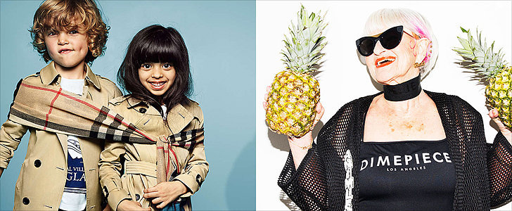 These Fashion Campaigns Prove That Age Is Nothing but a Number