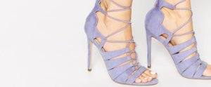 70+ On-Trend Lace-Up Sandals to Shop
