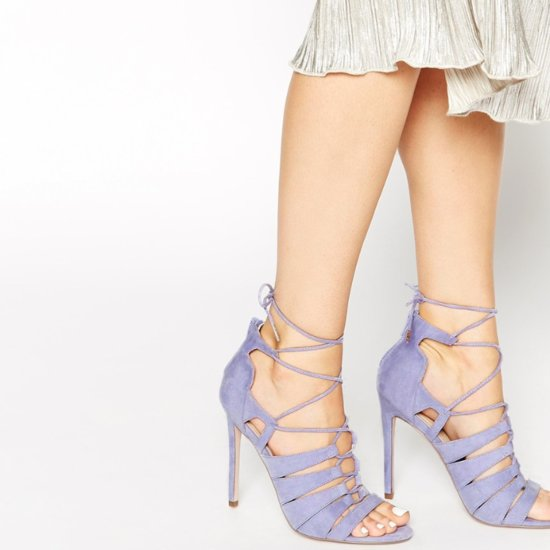 Lace-Up Sandals | Shopping