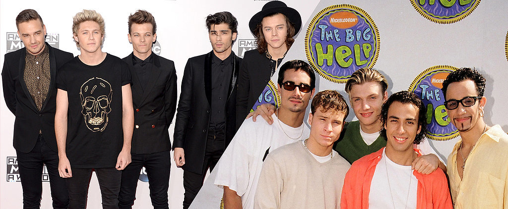 Quiz: Which Boy Band Is Really Your Favorite?