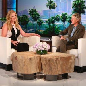 Amy Schumer Interview on Ellen