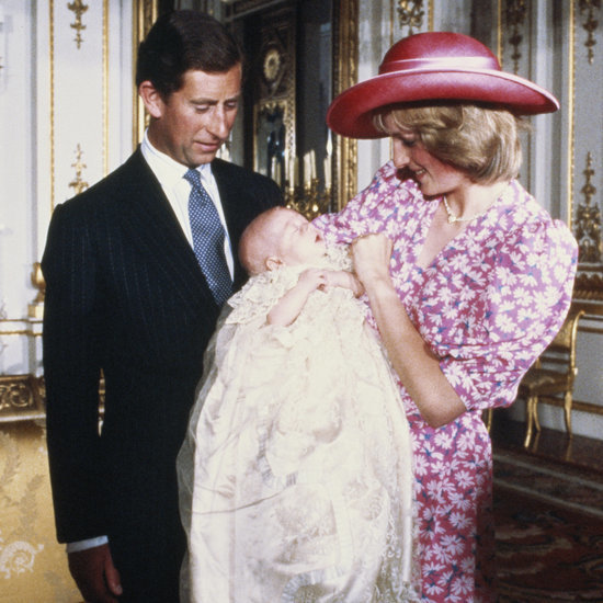 Vintage Royal Baby Christening Photos