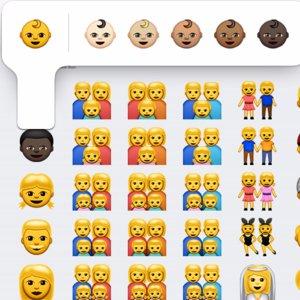 Apple Diverse Emoji