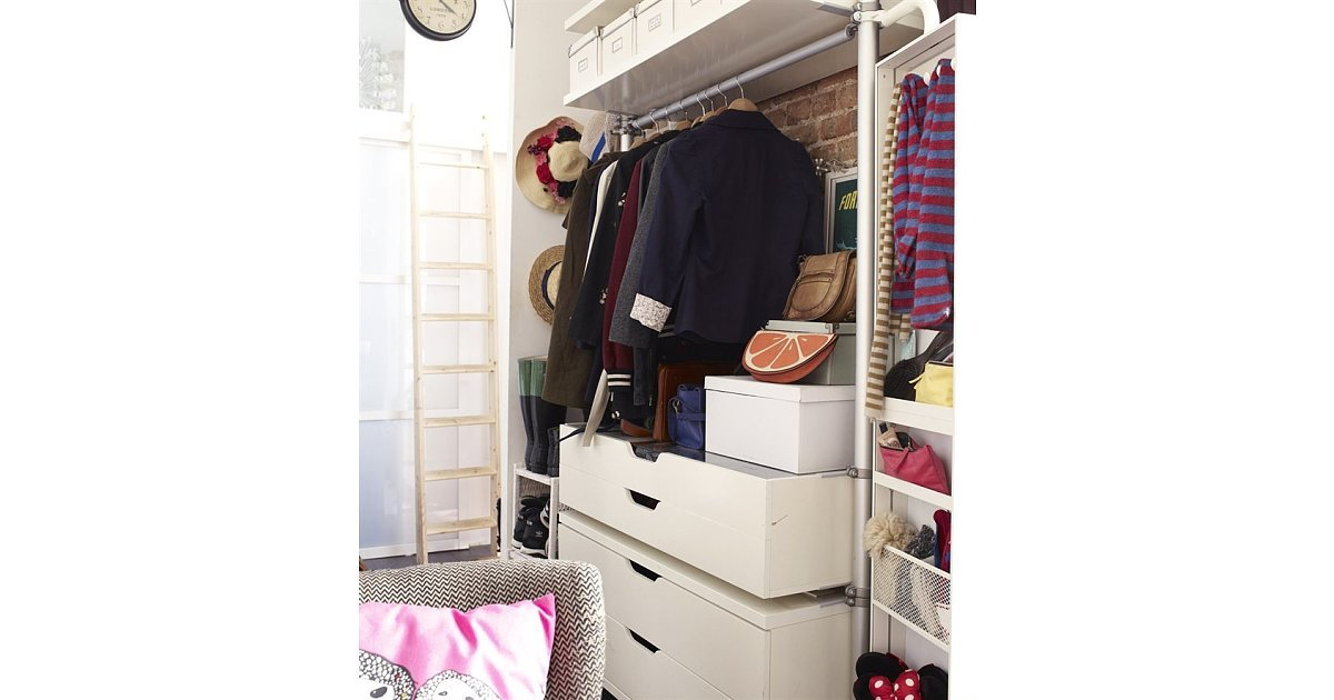 While Ikea 39 S Stolmen Storage Unit Is Usually Kept In The