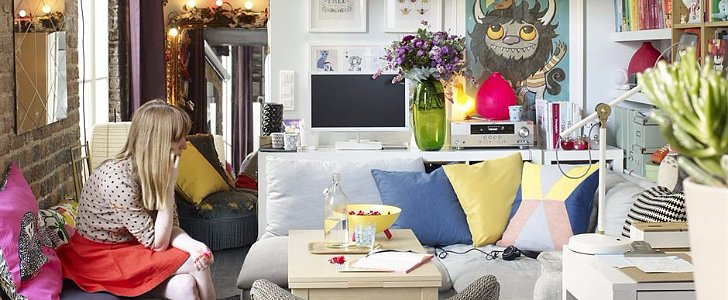 How Parisians Do Small-Space Living