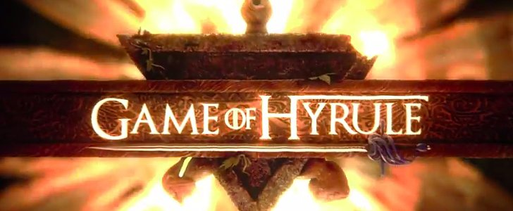 Could This Game of Thrones/Legend of Zelda Mashup Get Any Better?