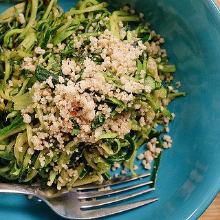 Zucchini Noodles Aglio e Olio Recipe