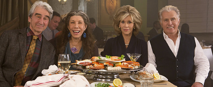Netflix's New Show, Grace and Frankie, Looks Utterly Charming