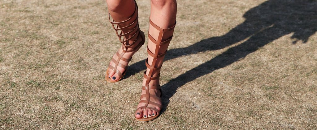 Don't Ruin Your Best Shoes at the Festival