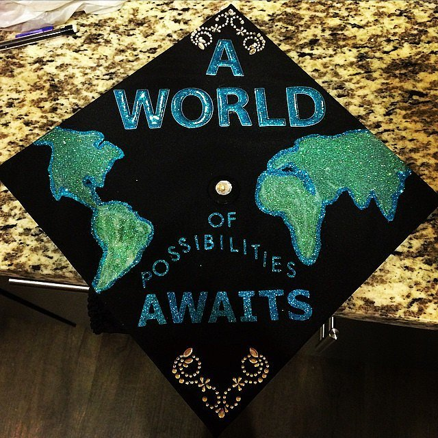 A world of possibilities awaits!