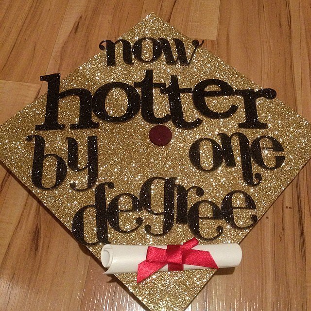 Now hotter by one degree.