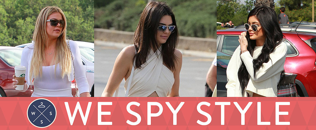 We Spy: Which Jenner Sister Had the MOST Ridiculous Church Outfit?