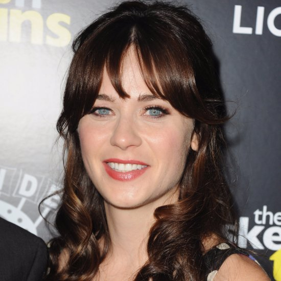 Zooey Deschanel Buys Suburban Home