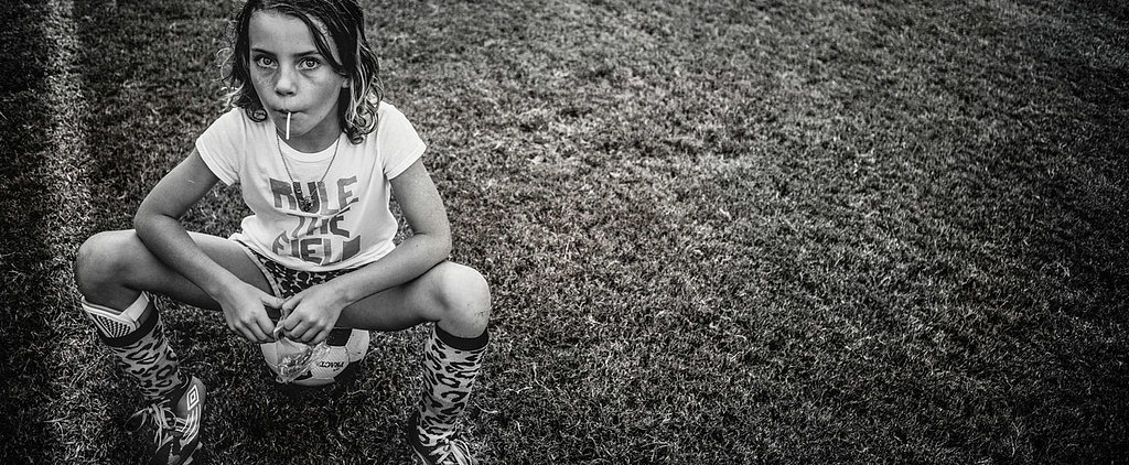 These Photos of Young Girls Prove Strong Is the New Pretty