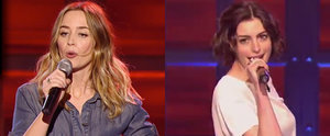 Emily Blunt and Anne Hathaway Are Pretty Much Lip-Sync Queens