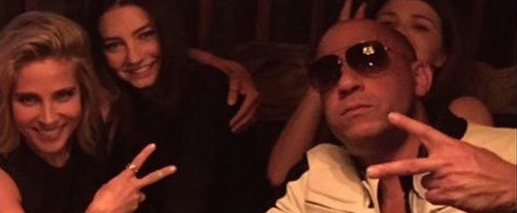 Paul Walker's Daughter Bonds With the Furious 7 Cast — See the Sweet Photo