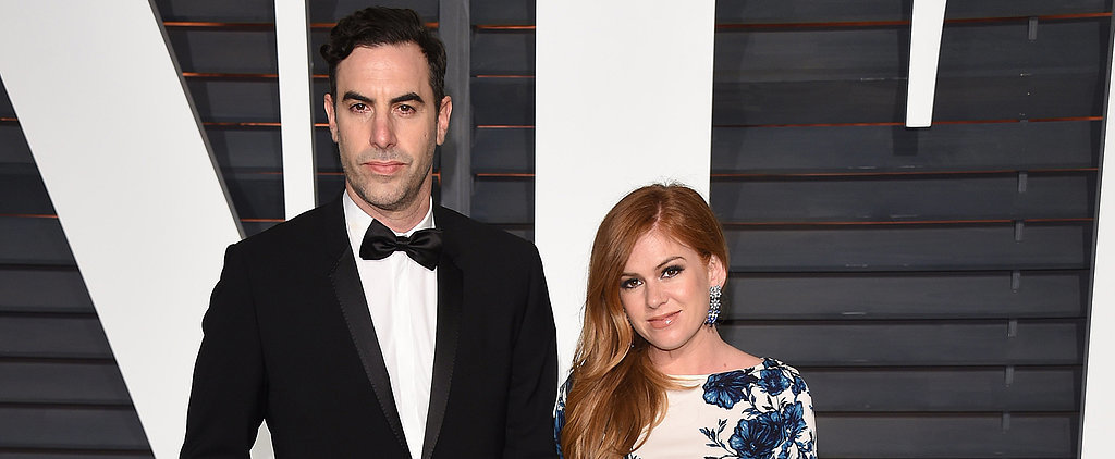 Isla Fisher and Sacha Baron Cohen Welcome Their Third Child!