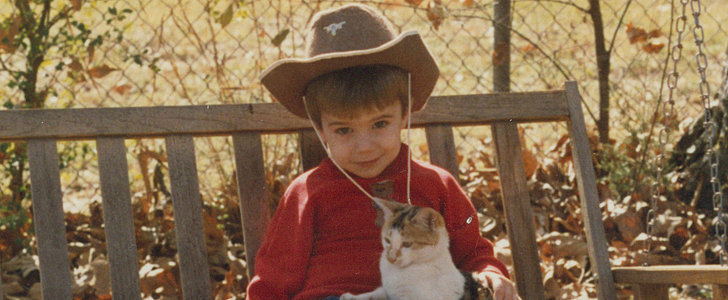 Exclusive: Guess Who This Cute Little Cowboy Grew Up to Be?