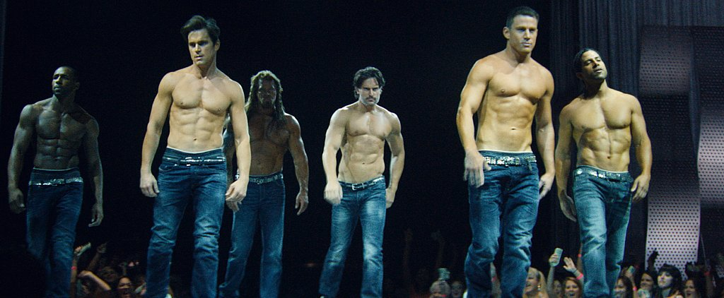 The Abs Are Alive in the Magic Mike XXL Pictures