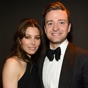 Jessica Biel and Justin Timberlake Baby Son Silas Randall