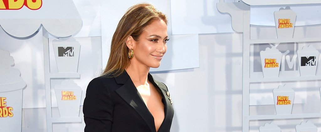 Jennifer Lopez Still Has the Lushest Eyelashes in Hollywood