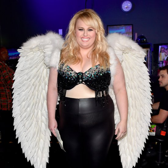 Rebel Wilson Channels Her Inner Angel at the MTV Movie Awards