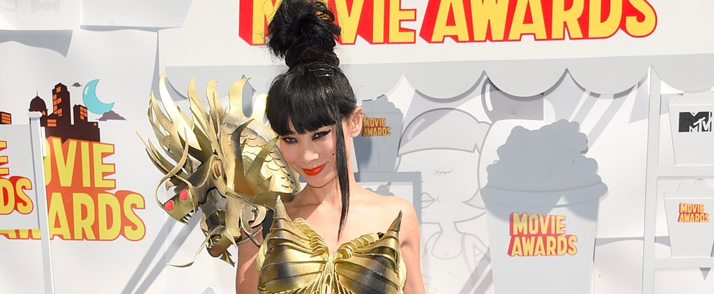 Bai Ling's Dragon Top Might Be the Most Outrageous Thing We've Seen All Year