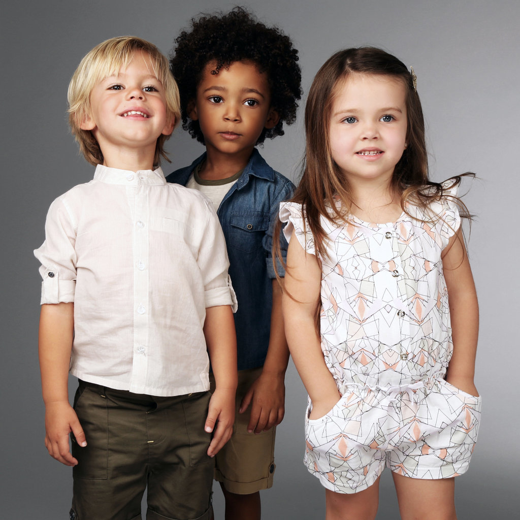 Discover kids' jeans at great prices and refresh their wardrobe with girls' clothing, boys' clothes and kids' shoes for every activity. Let them play rough in kids' activewear like shorts and t-shirts that can take anything the playground throws at them – from dust to mud – and still come out of the wash looking great.