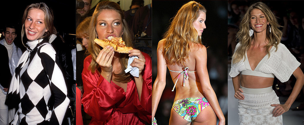 Now That She's Retired From the Runway, Look Back on Gisele Bündchen's Best Snaps