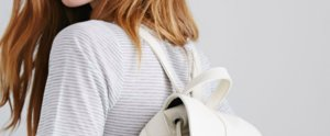 50+ Most Wearable White Backpacks For Spring