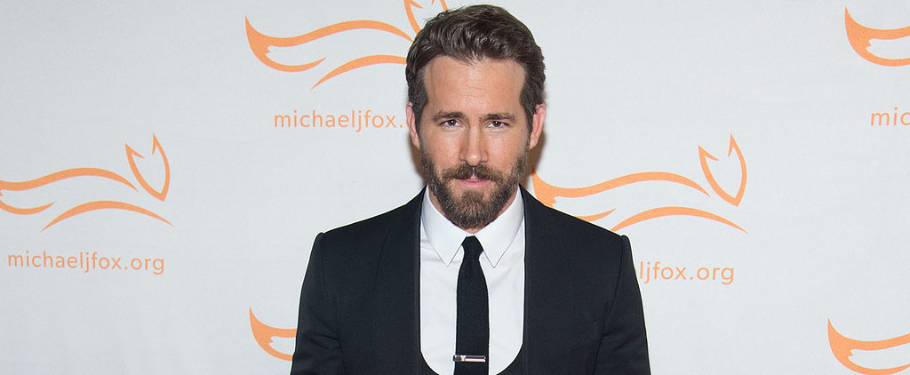 Ryan Reynolds Is Uninjured After Being Hit by a Car in Canada