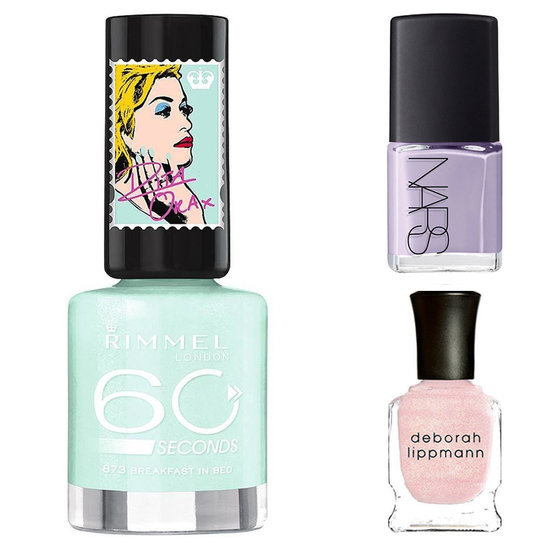 Best Pastel Nail Polishes For Spring 2015