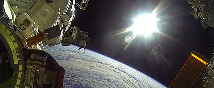 You Gotta See This Incredible Space Video Taken by Astronauts