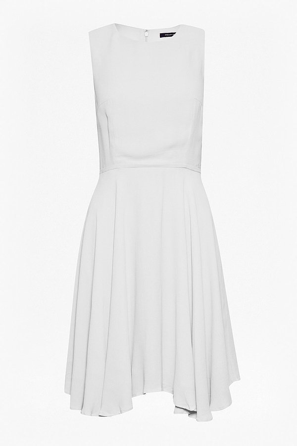 French Connection Ana Crepe Flare Dress ($158)